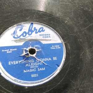Magic Sam - Everything Gonna Be Alright