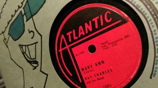 mary ann ray charles