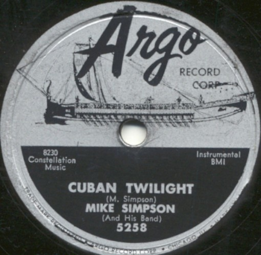mike-simpson-cuban-twilight-78rpm