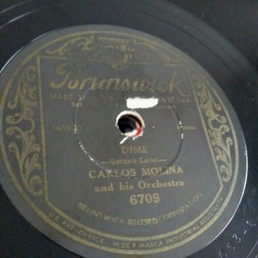 Carlos Molina - Dime